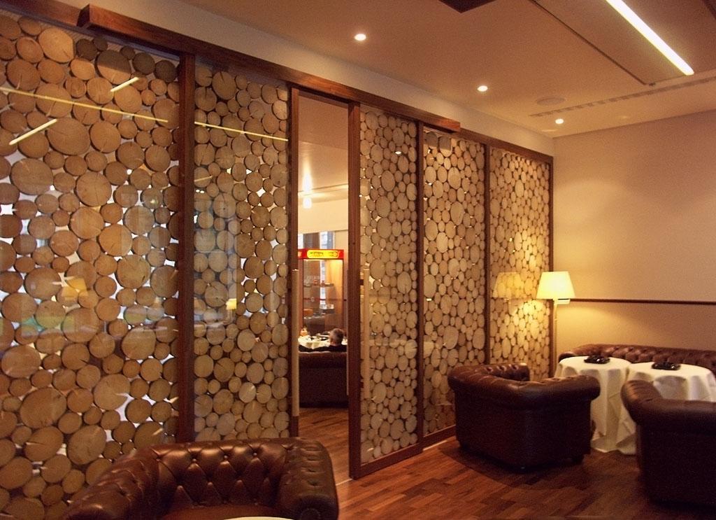 raumteiler windfang eichenhaus gleitt ren schr nke. Black Bedroom Furniture Sets. Home Design Ideas